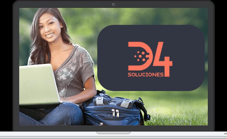 D4 SOLUCIONES paginas web